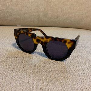 Hadid Artist 45MM Aviator Sunglasses